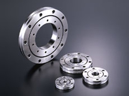 IKO Mounting Holed Type High Rigidity Crossed Roller Bearings CRBF